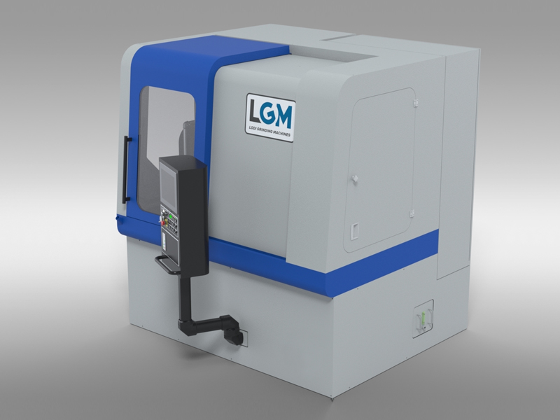 Lodi Grinding Machines RETTIFICATRICE TAVOLA ROTANTE ASSE ORIZZONTALE R-6
