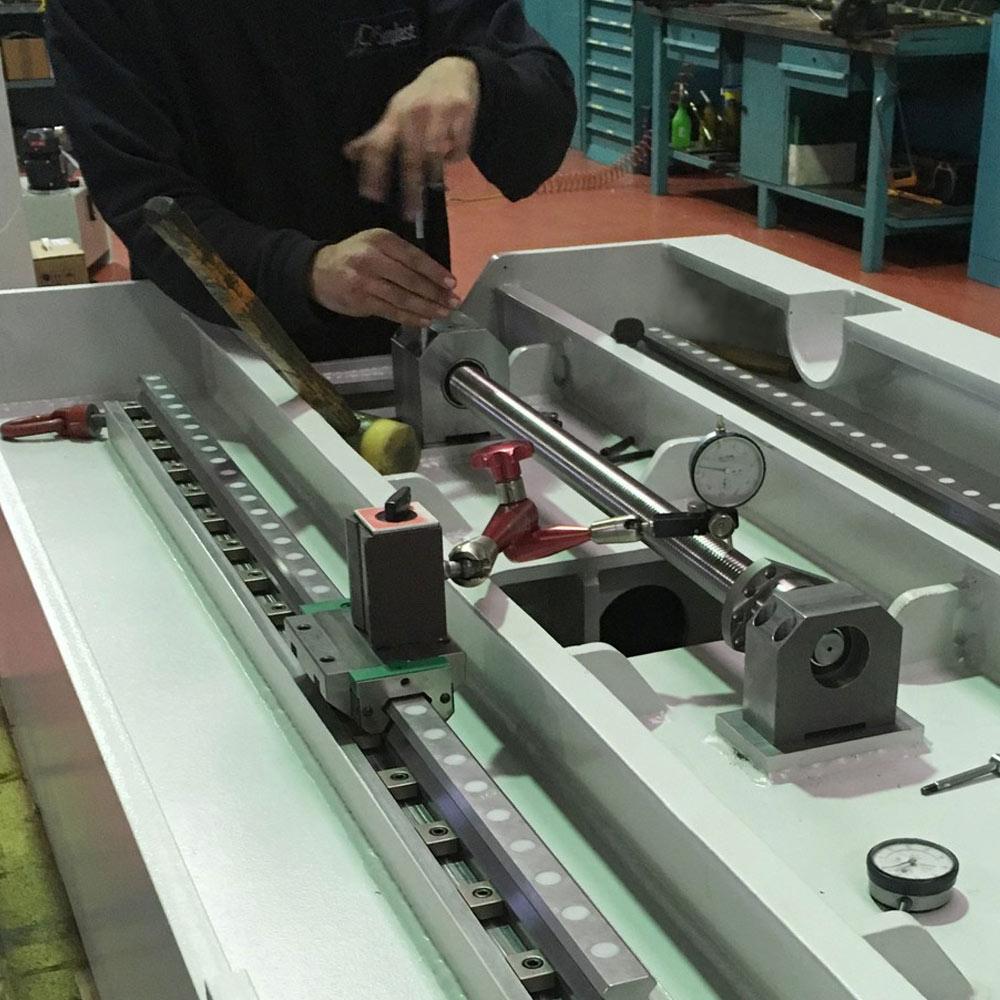 Lodi Grinding Machines Produzione