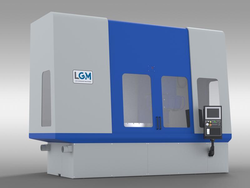 Lodi Grinding Machines RETTIFICATRICE TAVOLA ROTANTE ASSE VERTICALE V-15