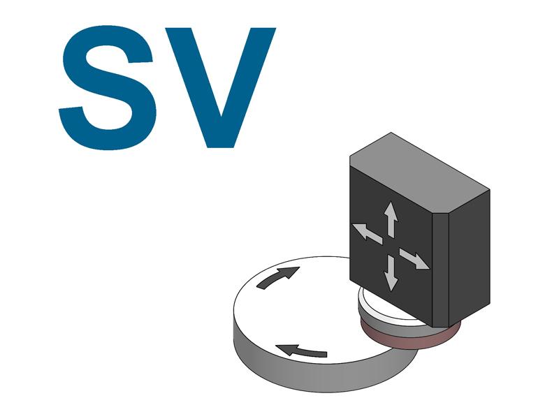 Lodi Grinding Machines RETTIFICATRICE TAVOLA ROTANTE ASSE VERTICALE modello SV