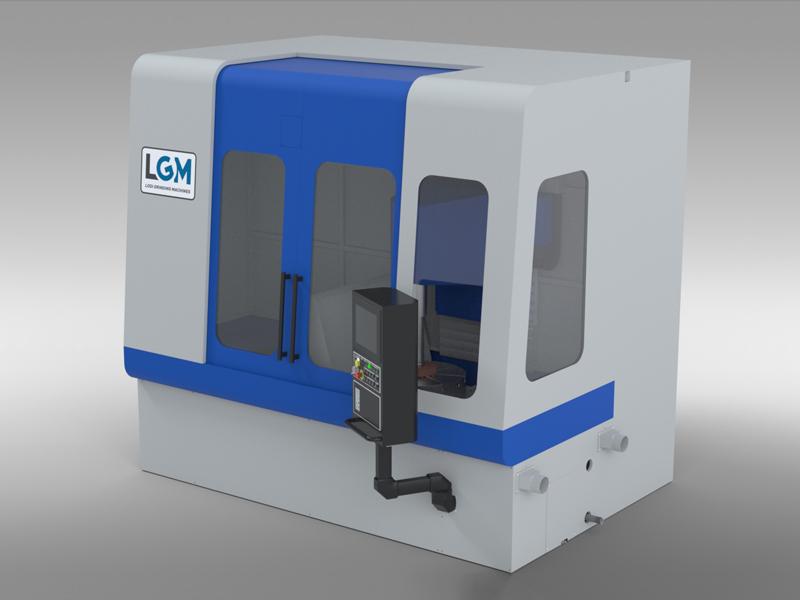 Lodi Grinding Machines RETTIFICATRICE TAVOLA ROTANTE MANDRINO INCLINABILE VR-6