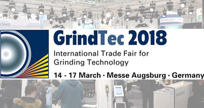 Lodi Grinding Machines Partizipiert GrindTec 2018
