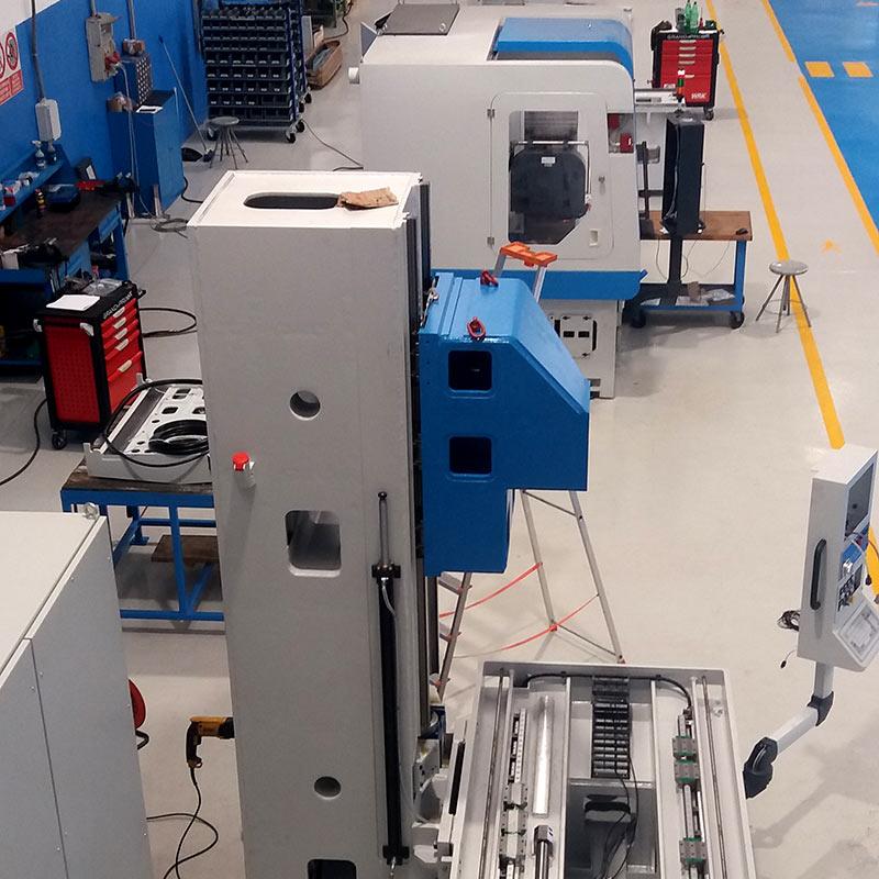 Lodi Grinding Machine Produzione Assistenza macchine rettificatrici