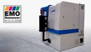 Lodi Grinding Machines Partecipa A EMO 2019