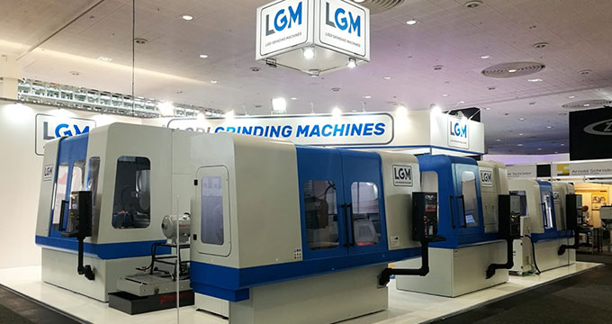 Lodi Grinding Machines Successfully Concludes Six Days Of EMOHannover2019